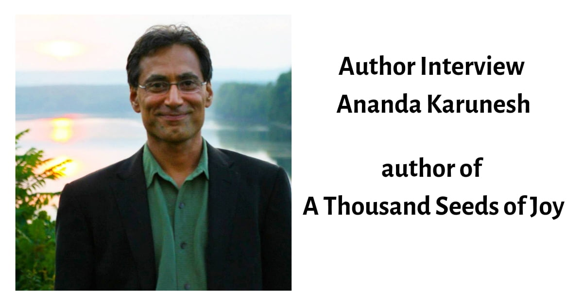 Author Interview Ananda Karunesh