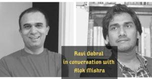 Ravi Dabral author interview