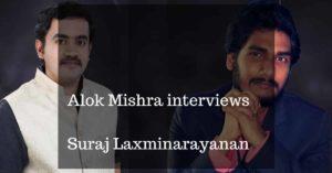Suraj Laxminarayanan Interview